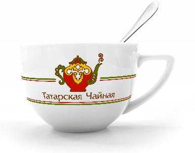 Татарский чай лого